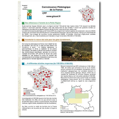 Fiche Connaissance P 233 Dologique De La France Cpf